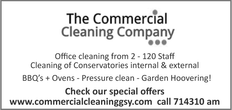 Office cleaning from 2 - 120 Staff Cleaning of Conservatories internal & external BBQ's + Ovens - Pressure clean - Garden Hoovering!  Check our special offers www.commercialcleaninggsy.com call 714310 am